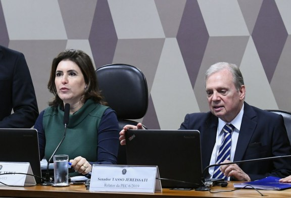 Previdência segue para fase final no plenário do Senado